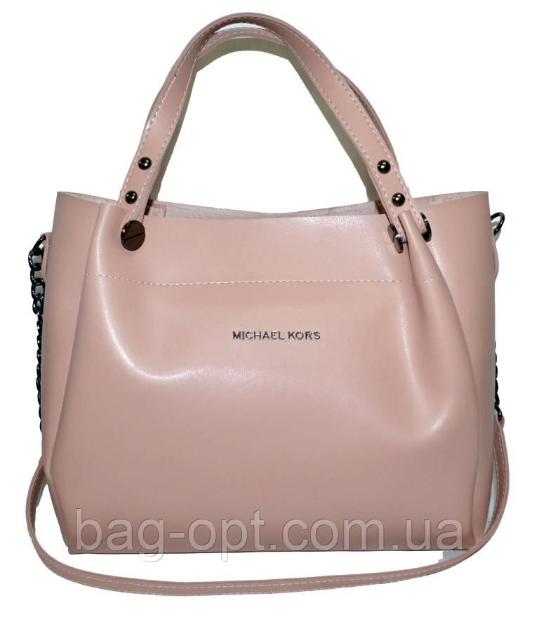 Женская пудра сумка Michael Kors (28*32*13)