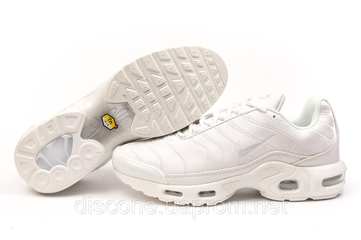 Кроссовки мужские 15291 ► Nike Tn Air, белые ✅Скидка % ► [ нет в наличии ]