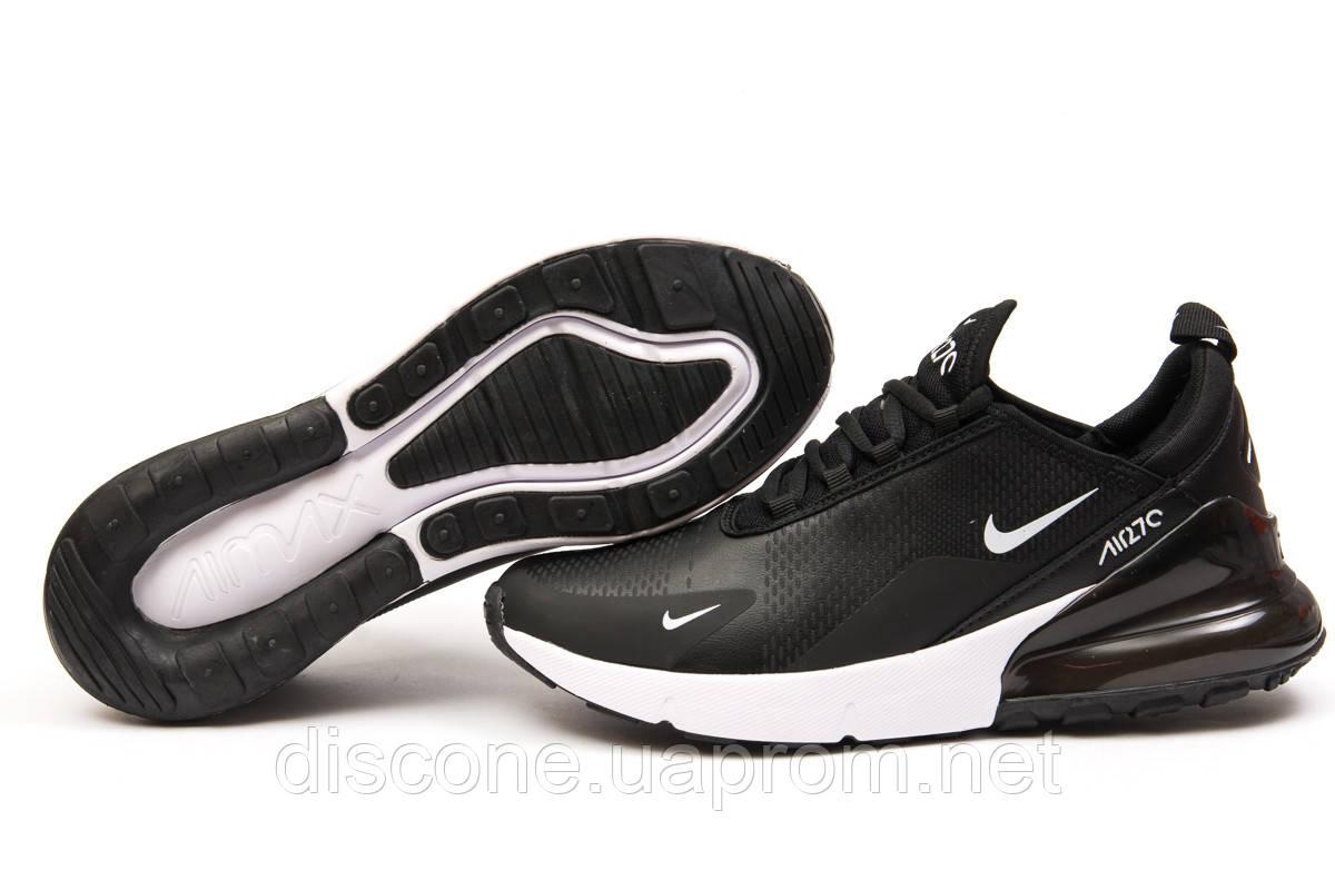 Кроссовки мужские ► Nike Air 270,  черные (Код: 15302) ► [  44 (последняя пара)  ] ✅Скидка 39%