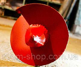 Винтовая свая (одновитковая) диаметром 108 мм., длиною 1 метр, фото 3