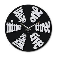 Настінні годинники Learn English
