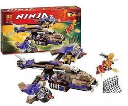 Детские конструкторы развивающие.Детские конструкторы Ninja.Конструкторы пластмассовые блочные.