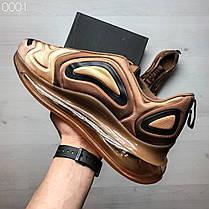 """Кроссовки Nike Air Max 720 """"Коричневые"""", фото 2"""
