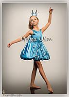 """Карнавальный костюм для девочки """"Капелька"""", """"Краплинка-Dior"""" напрокат"""