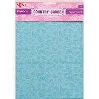 Бумага для декупажа творчества Country garden 2 листа 40*60см 952505