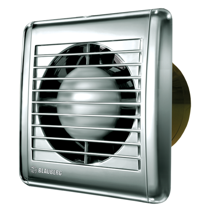 Вентилятор вытяжной Blauberg Aero Chrome 100