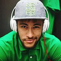 Кепка снепбек Neymar з прямим козирком, Унісекс, фото 1