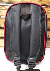 """Детский каркасный рюкзак """"Машина"""", регулируемые лямки , фото 2"""