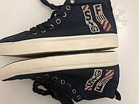 Обувь женская Ботиночки 36-41 на шнурках