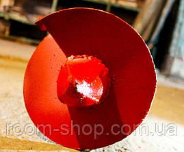 Винтовые сваи (гвинтові палі) диаметром 108 мм., длиною 2 метра, фото 3