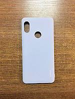 Чехол-накладка на телефон Xiaomi Redmi Note 5 Pro фиолетового цвета