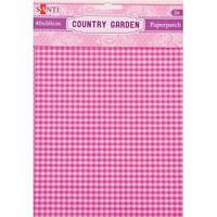 Бумага для декупажа творчества Country garden 2 листа 40*60см 952509