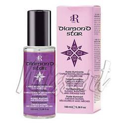 Флюид для светлых, обесцвеченных и мелированных волос Diamond Star RR Line 100 мл