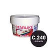 Litokol Starlike Classic Collection С.240 Антрацит 5 кг фуга для затирки STRANT0005, фото 2