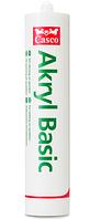 Герметик Casco Akryl Basic, 300 мл