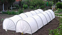 Агроволокно (укривний матеріал, спанбонд) 19 г/м2 ширина 3.2 м, фото 1