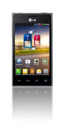 Чехол для LG Optimus L5 Dual e615