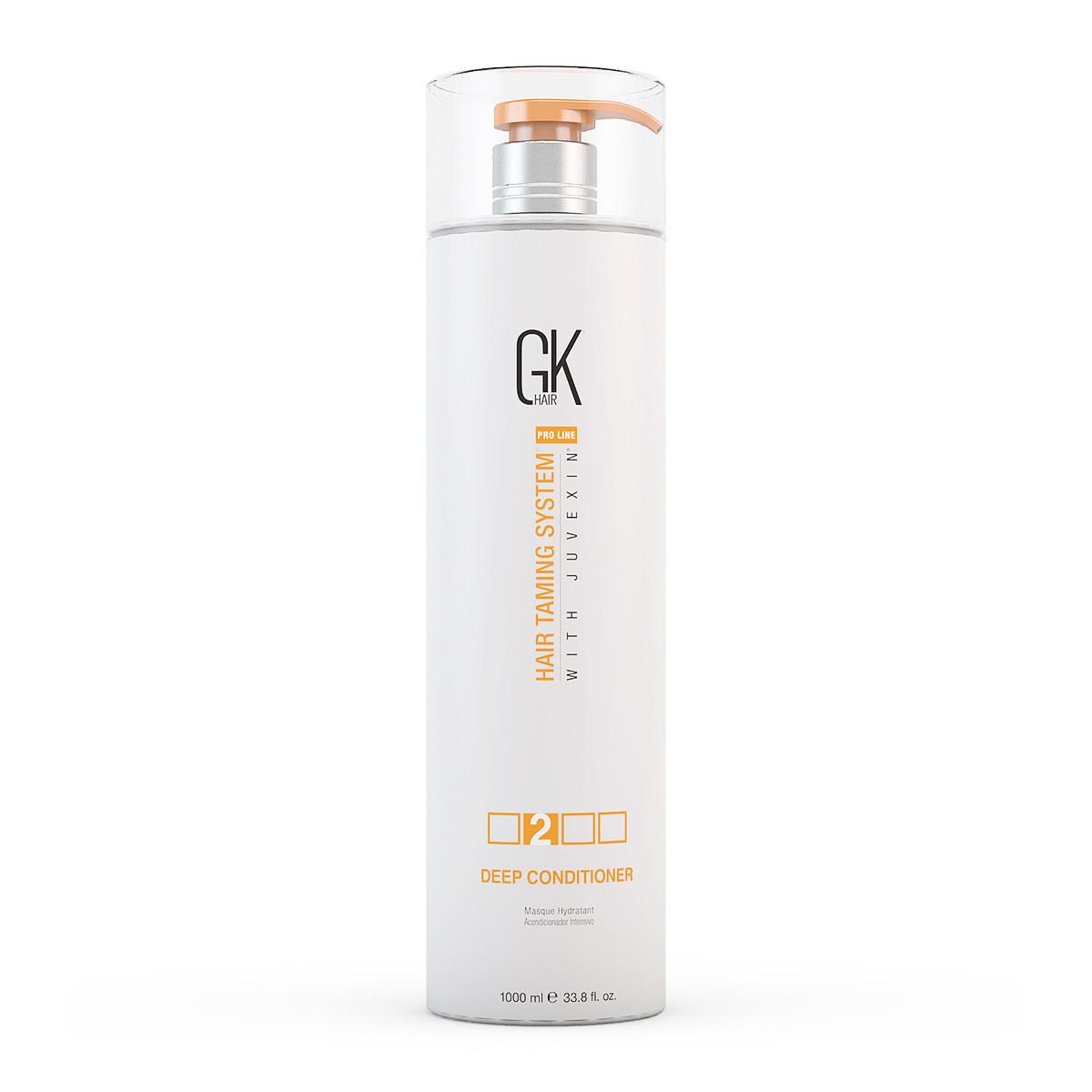 Маска для глубокого восстановления волос Global Keratin hair Deep Conditioner 1000мл