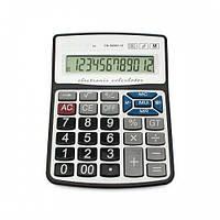 Калькулятор №CN-5600 12 цифр сер. 1R6 (120)