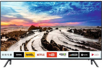 Телевизор Samsung UE49MU7042 (49 дюймов, Smart TV, Ultra HD, 4K, Mega Contrast, Wi-Fi)