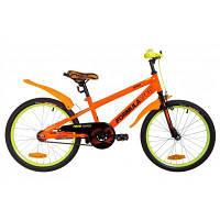 Детский велосипед Formula 20 SPORT рама-10,5 2019 оранжевый (OPS-FRK-20-075)