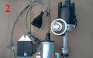 Зажигание бесконтактное ваз 2101 2107 АвтоЭлектрика