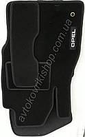 Ворсовые коврики Opel Zafira B 2005- CIAC GRAN