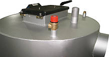 Универсальный котел сверхдлительного горения Energy SF 18 кВт площадь отопления до 180 кв м, фото 3