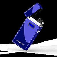 Запальничка G.HORSE TW-905 портативна електронна акумуляторна USB запальничка Синій (SUN3589)