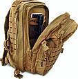 Практичный тактический, штурмовой рюкзак Red Rock Assault 28 (Army Combat Uniform) 922162 камуфляж, фото 4