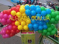 Шарики,мячики Украина для сухого бассейна, манежа, батута, палатки