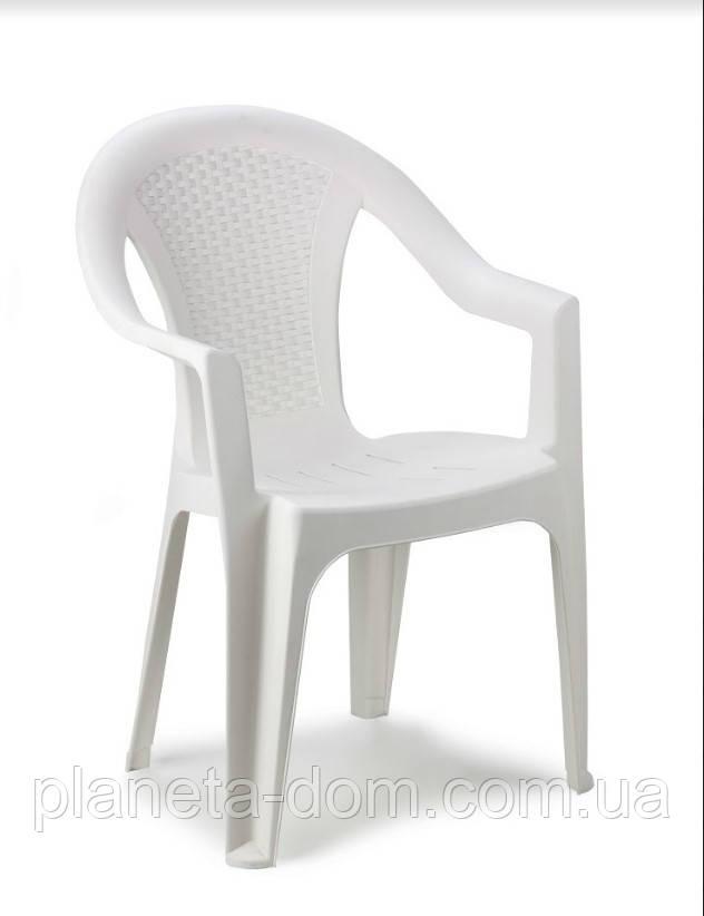 Кресло Ischia белое