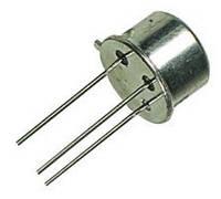 2Т933Б транзистор PNP (0.5A 80В) (h21Э =30…120) Ni КТ-3 (ТО-39) (5-я приемка)