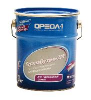 Герметик буитлкаучуковый серый (19 кг)
