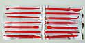 Набор стеков для крема, мастики и марципана GA Dynasty 14 шт. 18122, фото 6