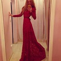 Платье гипюровое в пол на подкладке.АР. (Арт. )