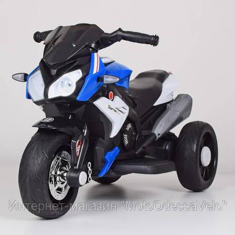 Детский электромотоцикл BAMBI  M 3991E-4, фото 2