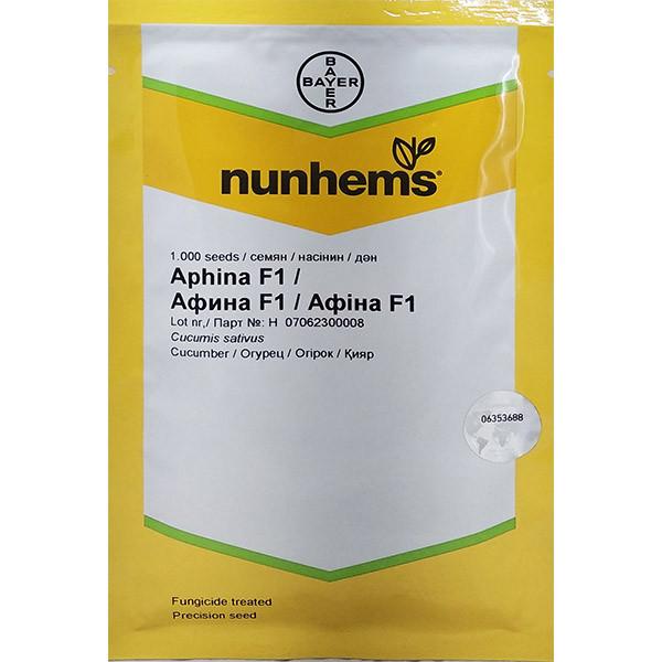 """Насіння огірка """"Афіна"""" F1 (1000 насінин) від Nunhems"""