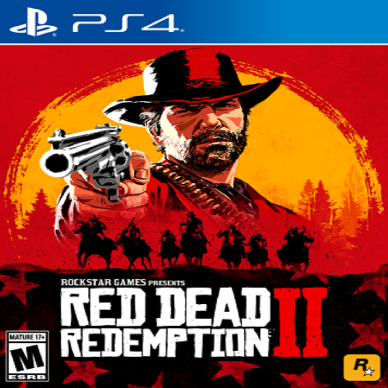 Red Dead Redemption 2 RUS PS4 (NEW)
