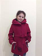 Пальто GIRL шерсть р36-42, фото 1