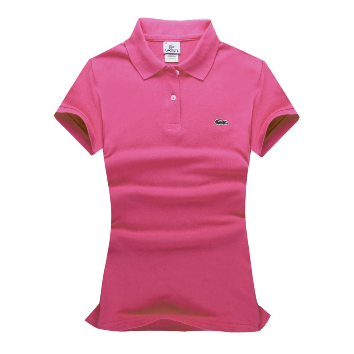 Lacoste 100% хлопок РАЗНЫЕ цвета женская футболка поло лакоста