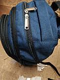 (39*22-маленький)Рюкзак спортивный VANS мессенджер городской опт, фото 3