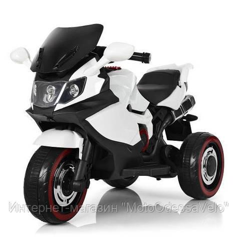 Детский электромотоцикл BAMBI  M 3680L-1, фото 2