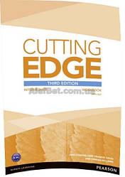 Английский язык /Cutting Edge/ Workbook+key. Тетрадь к учебнику, Intermediate / Pearson