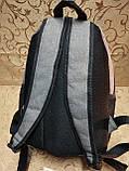 (39*22-маленький)Рюкзак спортивный ADIDAS мессенджер городской опт, фото 4