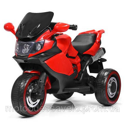 Детский электромотоцикл BAMBI M 3965L-3, фото 2