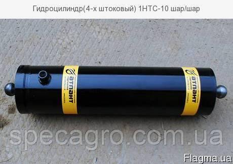Гідроциліндр підйому платформи тракторного причепа 1НТС-10 ГЦТ1-4-17-2000