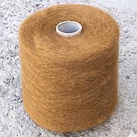 Пряжа BLANCHE, охра (35% супер кид мохер, 35% бэби альпака, 30% ПА; 1000 м/100 г)