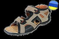 """Мужские спортивная летняя обувь сандали """"дайвер"""" mida 13925нуб.кум kum  летние"""