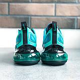Кроссовки Nike Air Max 720 бирюзовые, фото 2